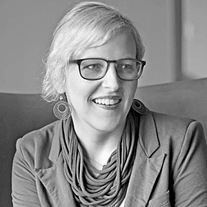 Amy King is co-founder of 1808's coworking community, GoodWork.