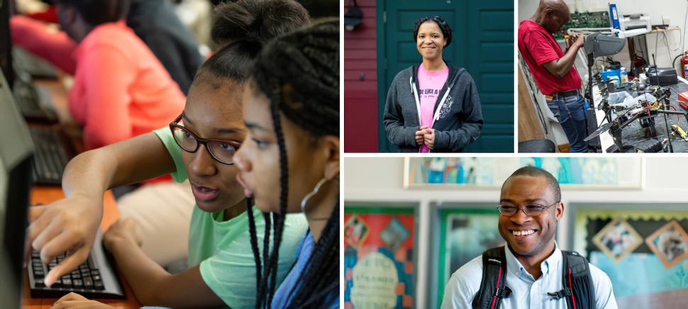 Microsoft community skills program black-led nonprofits