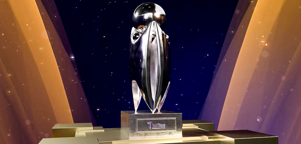 Tech Titans 2020 Award Winners