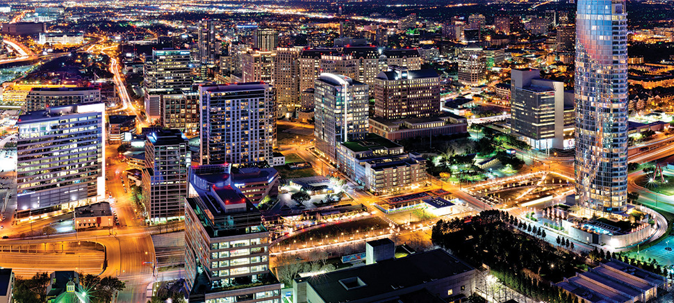 Photo by Justin Terveen, courtesy of Uptown Dallas Inc.