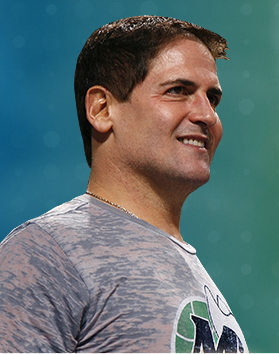 Mark Cuban Offers His Tips on Being a Leader