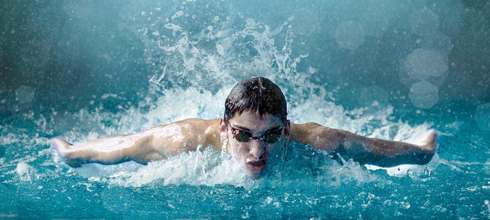 longest swim
