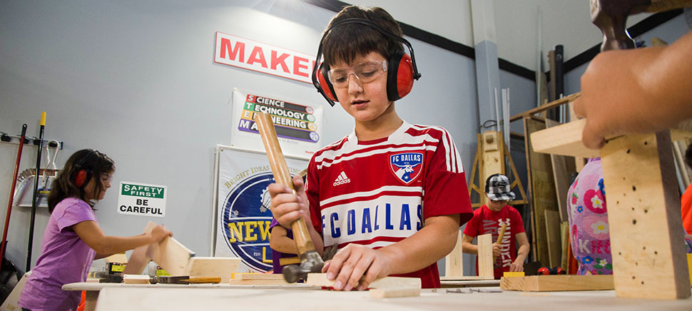 Not Sure Which Dfw Makerspace Is Right For You Here S Your Guide Dallas Innovates