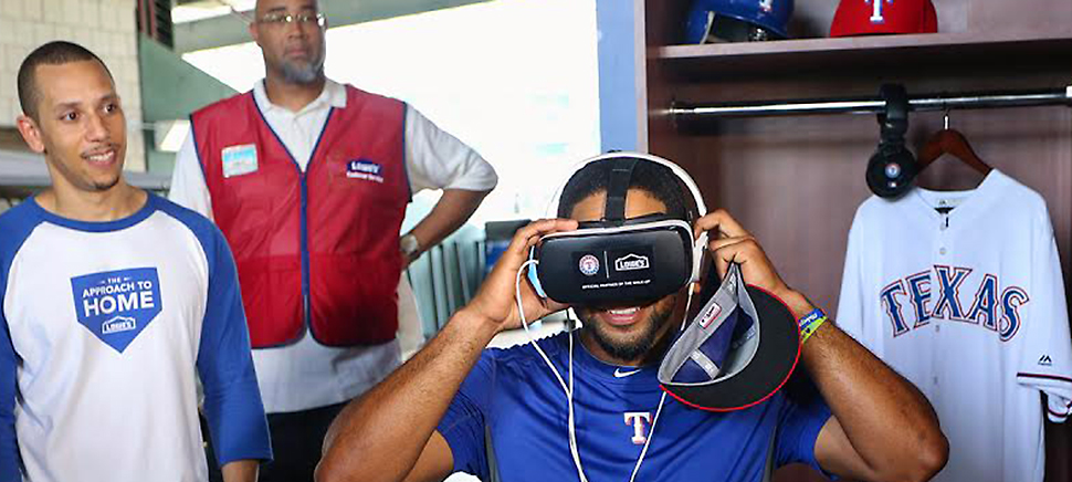 Texas Ranger VR Virtual Reality Lowes