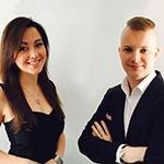 Maryna Shumaieva and Olexiy Shumayev