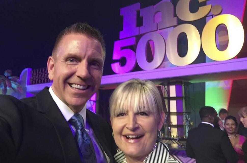 Reid and Heidi Rasmussen UTD Alumni