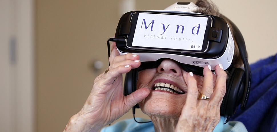 MyndVR Uses Tech to Enrich Plano Seniors' Lives » Dallas Innovates
