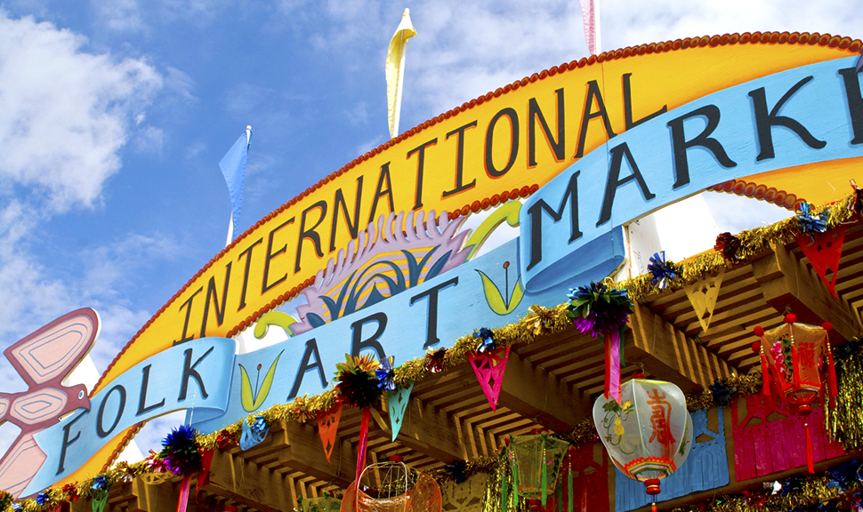 Arlington, Texas beat out Vail, Seattle, and Milwaukee for the expansion of the renowned international folk art festival, according to a release. [Photo: arak7 via istockphoto]