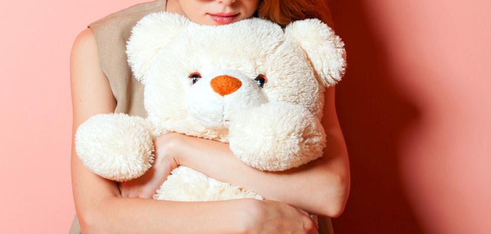 Teddy Bear Memories