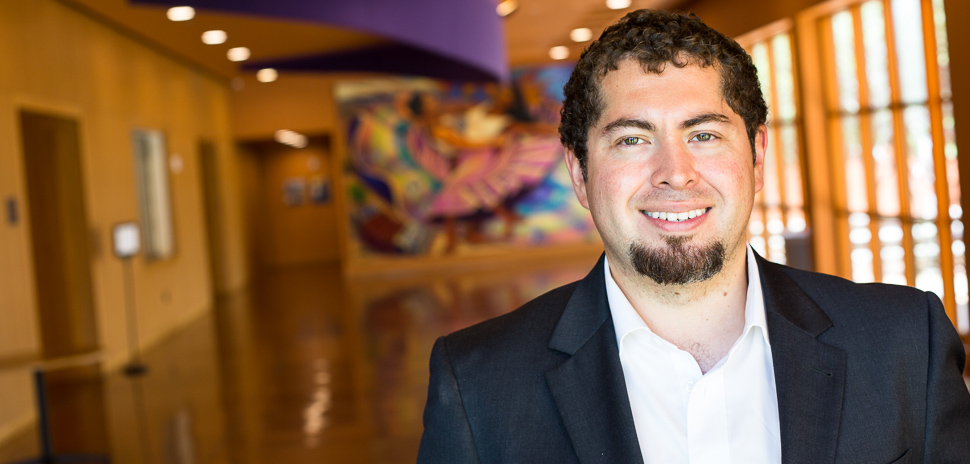 Texas Latino Comic Con Co-founder Hector Rodriguez  [Photo: Chase Mardis]