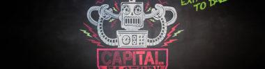 [Custom chalkboard design © Chelsea Ciardelli courtesy of Capital Factory via Flicker; DI composite artwork]