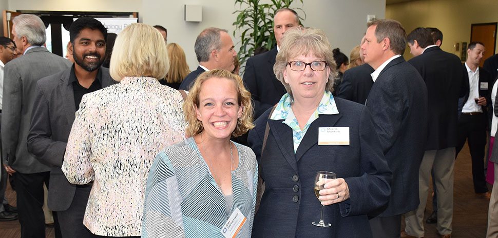 Amy Czuchlewski, Bottle Rocket VP President of Engineering and Marcia Morrow, Citi SVP, Sr. Service Delivery Manager