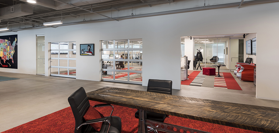 The U201cgarageu201d In Rug Doctoru0027s New Plano Office Is The Technology Heartbeat  Of Operations Where Rug Doctor Closely Tracks And Monitors The Needs Of  40,000 ...