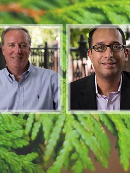 Bart Goodwin, co-founder and managing director; Ed Mello, co-founder and managing director; Vik Thapar, partner; and Joel Gheen, principal.