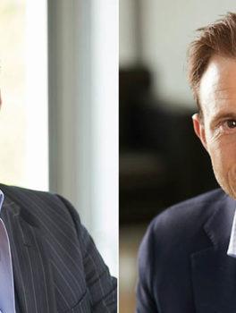 Gene Taylor and Josh Ellis