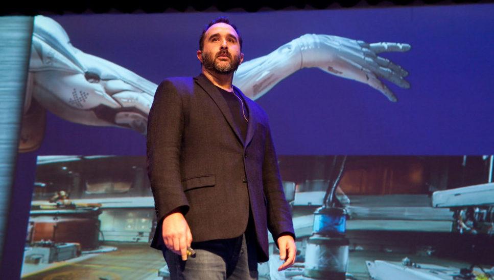 Nexeon CEO Will Rosellini at TedX