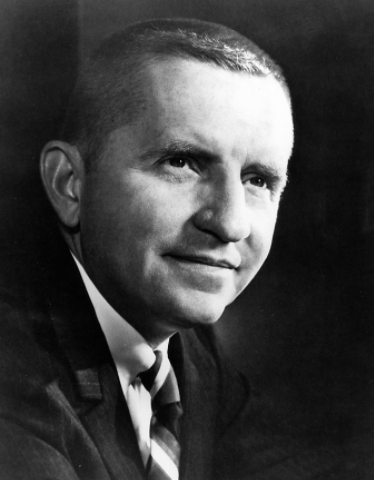 H. Ross Perot in the 1960s [Photo: Hillwood]