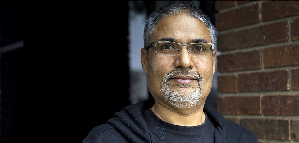 5G Since Farooq Khan founded Phazr in February 2016, it has grown to 25 engineers in the Allen office and a dozen software specialists in India. [Photo: Merissa De Falcis]