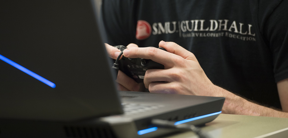 SMU For the second consecutive year, The Princeton Review has named SMU Guildhall one of the best schools for game design in the country. Photo: Courtesy SMU