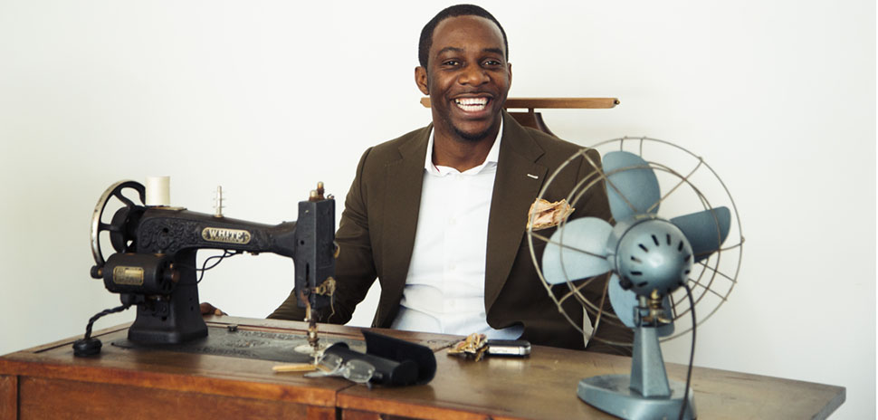 Don Morphy Founder Daniel Mofar aims to change the landscape of men's fashion.