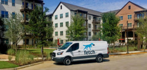 Fetch van