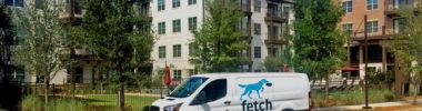 Fetch van