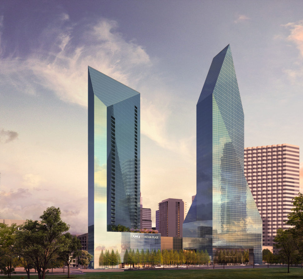 AMLI Tower [Courtesy of Cushman & Wakefield]