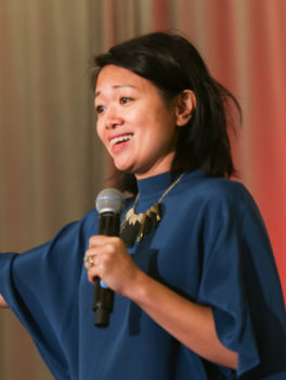 Claudia Chan founder of S.H.E. Summit