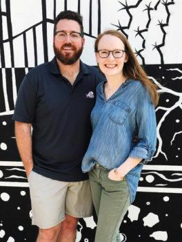 Jimmy and Brooke Sweeney