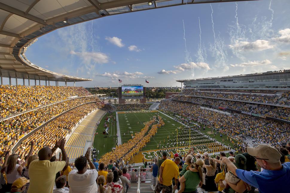 McLane Stadium Opening