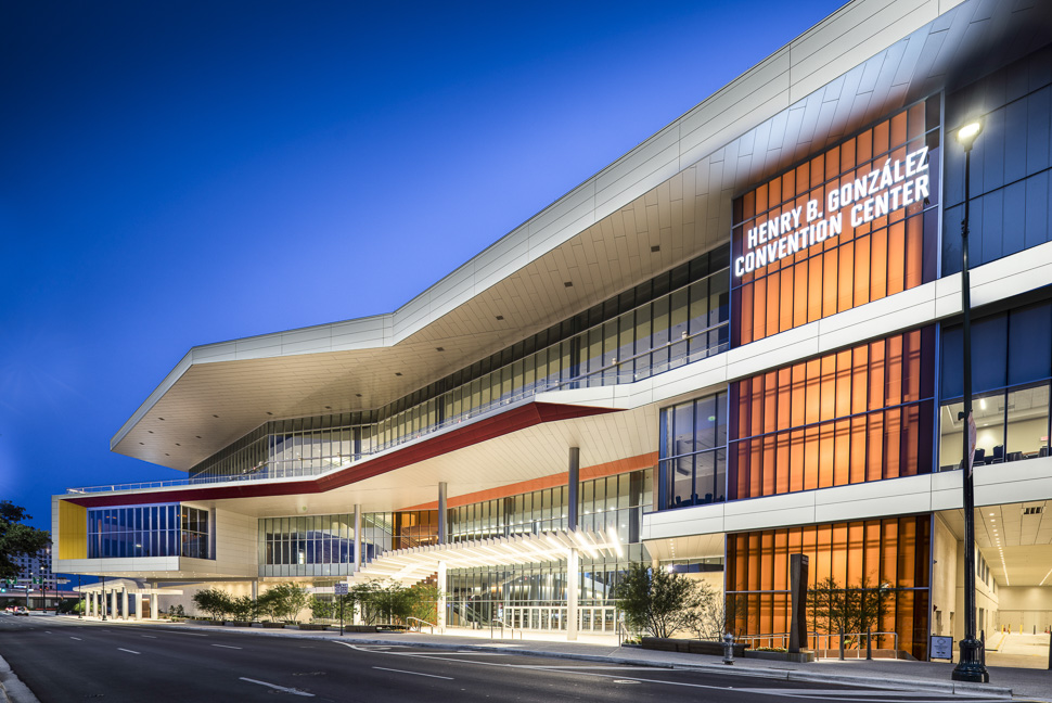 Henry B. Gonzalez Convention Center in San Antonio