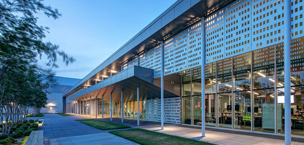 Facebook Copyright 2015 Chad Davis Photography for Fort Worth Data Center