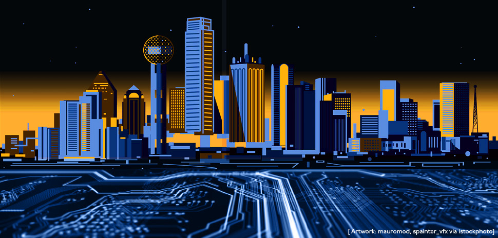 Dallas technology. Beyond Smart Cities: Dallas Ranks High in Global AI Readiness Index