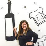 BuzzBallz CEO Merrilee Kick at PilotWorks Dallas, a food incubator in Northwest Dallas.