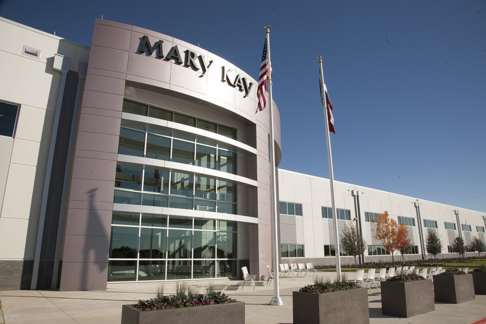 Innovative Spaces: Mary Kay Opens $100M R&D, Manufacturing