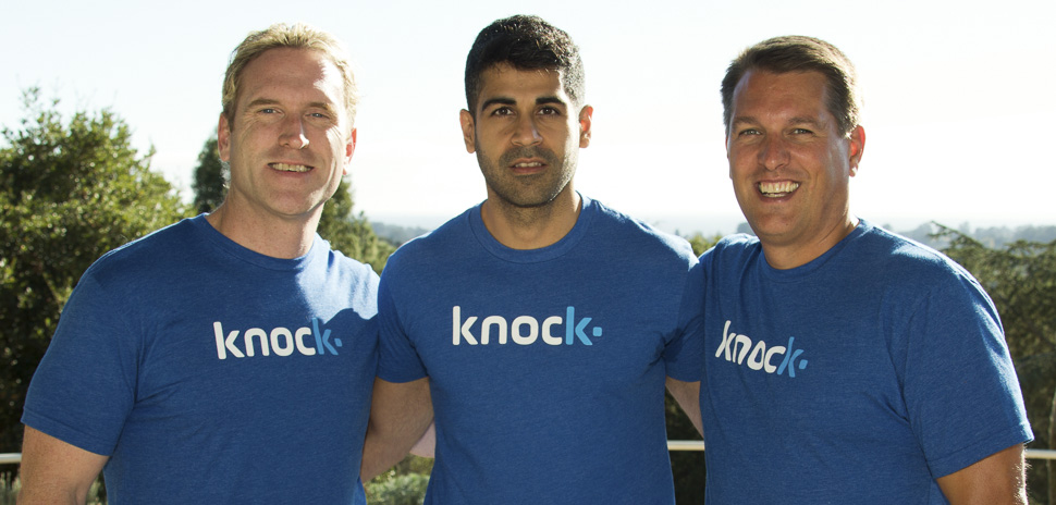 Knock founders