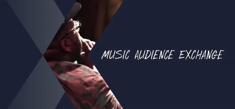 [Photo: Music Audience Exchange on Youtube]