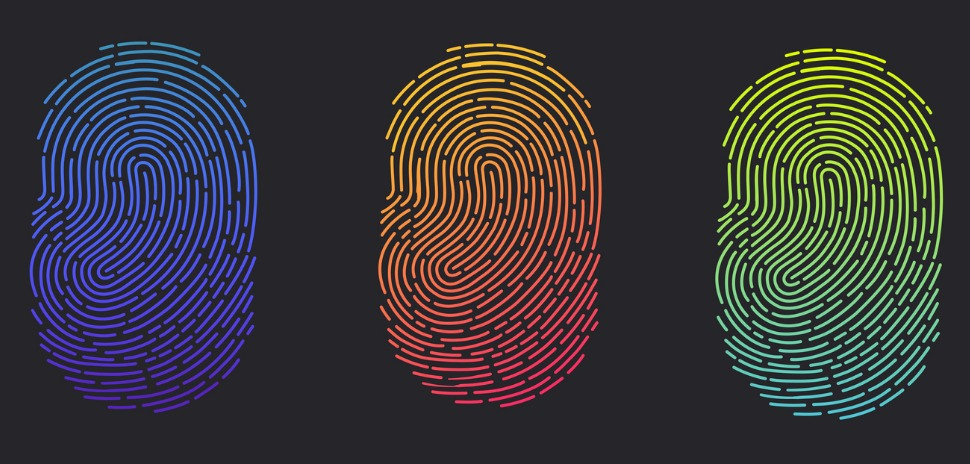 Fingerprint concept illustration: 300_librarians