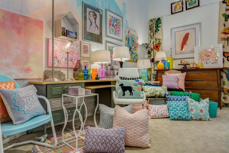 Dwell With Dignity Celebrates 10th Anniversary Home Decor Pop Up Shop