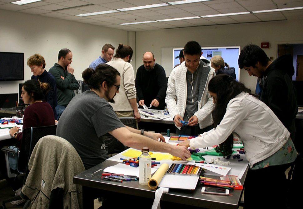 Education: Amazon's Future Engineer Program, AECOM's UTA