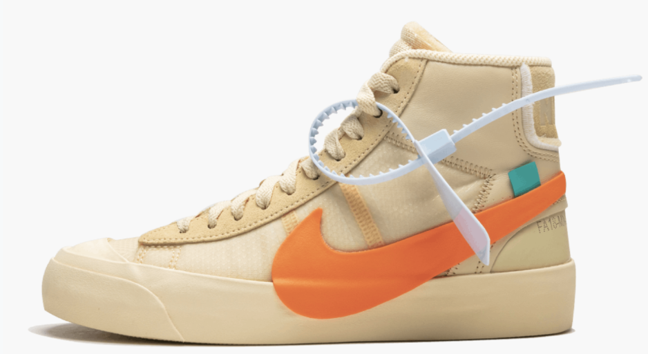 The 10 hallows eve by Nike. [Courtesy of Neighborhood Goods]
