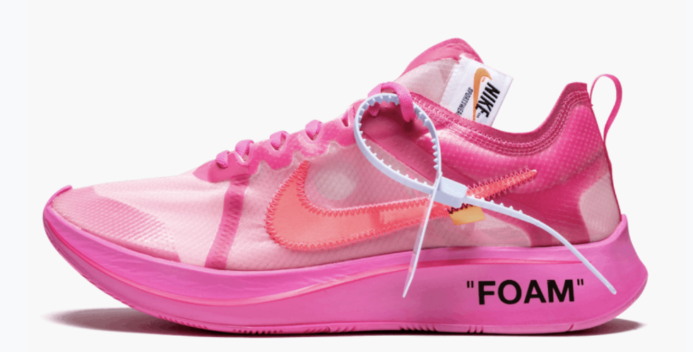 The 10 pink by Nike. [Courtesy of Neighborhood Goods]