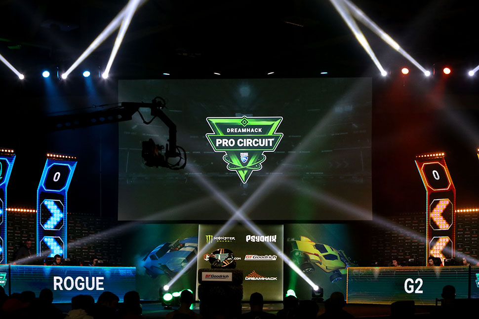 Dreamhack Dallas Rocket League