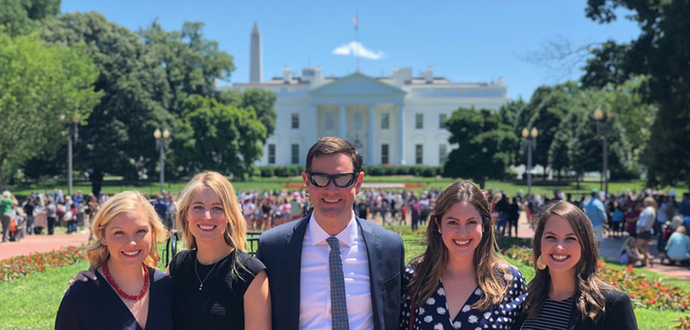 Dallas Health Tech Startup the Only HRA Solutions Provider Invited to White House Ceremony