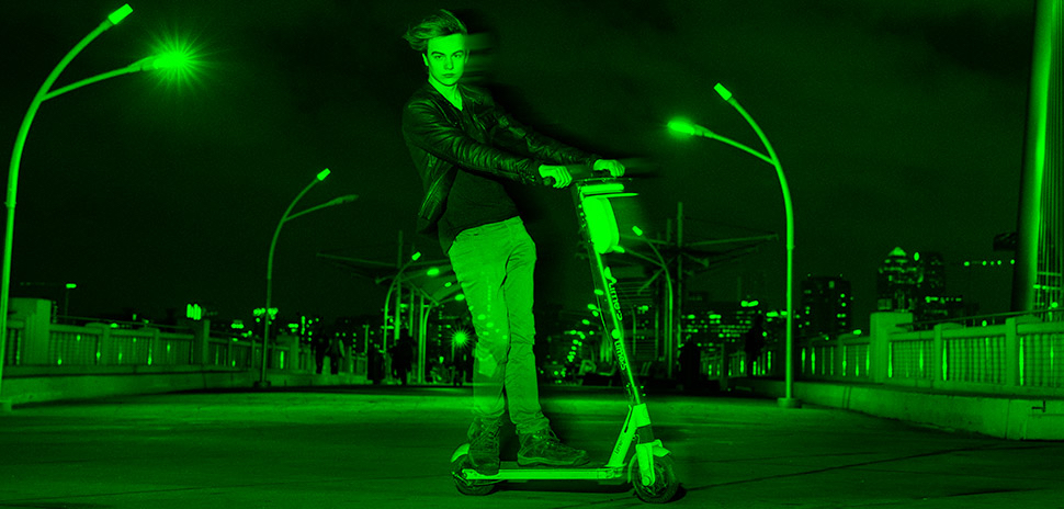 scooters data