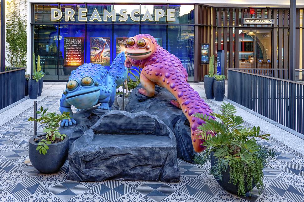 Dreamscape Immersive, Century City, Los Angeles, USA - 19