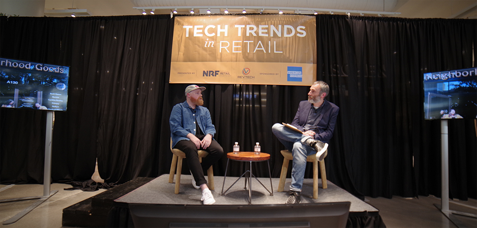Matt Alexander of Neighborhood Goods at RevTech: Tech Trends in Retail in Dallas-Fort Worth