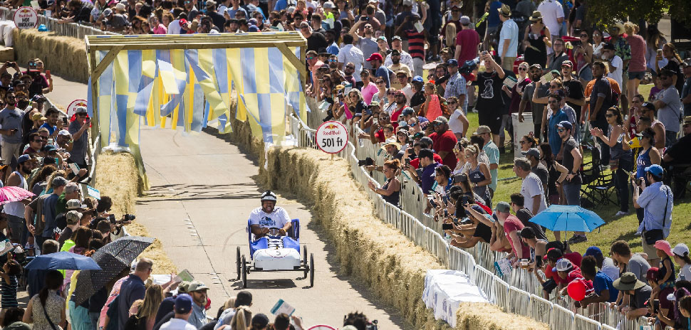 Red Bull Soapbox Race Dallas 2019 at Austin Ranch, The Colony