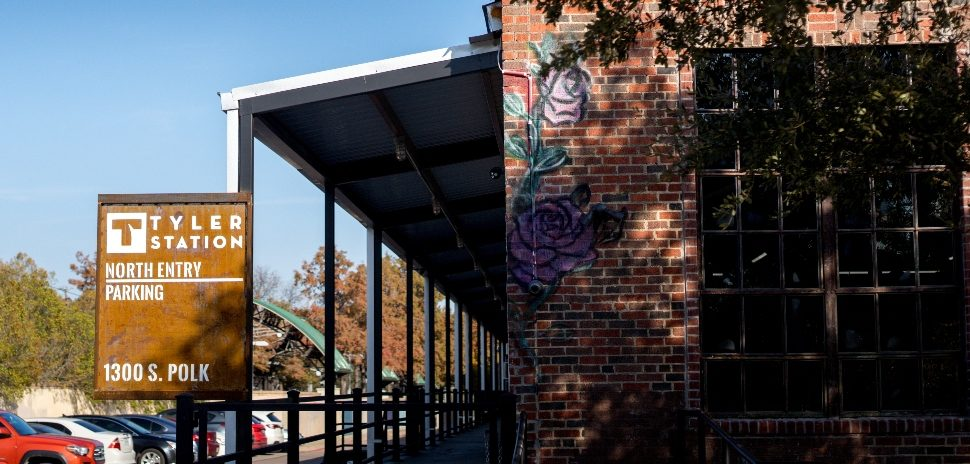 Tyler Station in Oak Cliff's Elmwood neighborhood attracts artists, craftsmen, entrepreneurs, and nonprofits