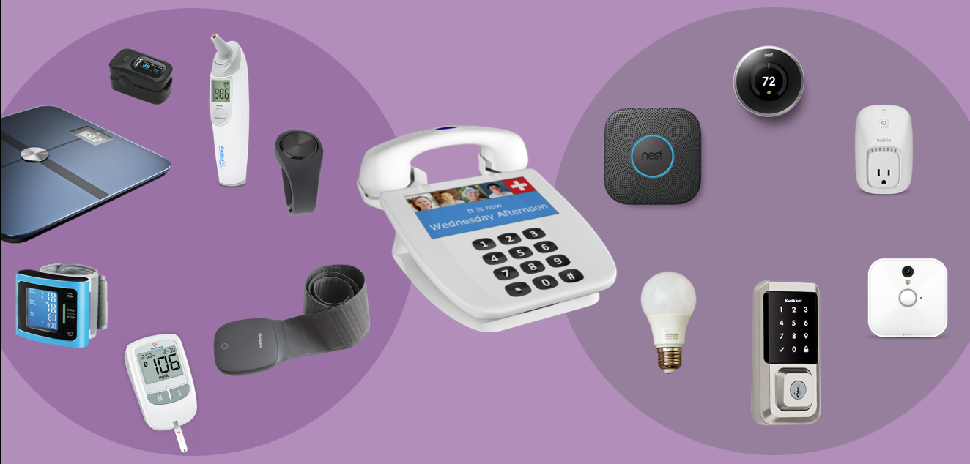 teleCalm Smart Home Phone